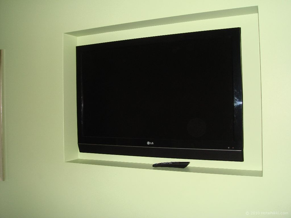 ベストウェスタン ココナツ ワイキキ テレビ
