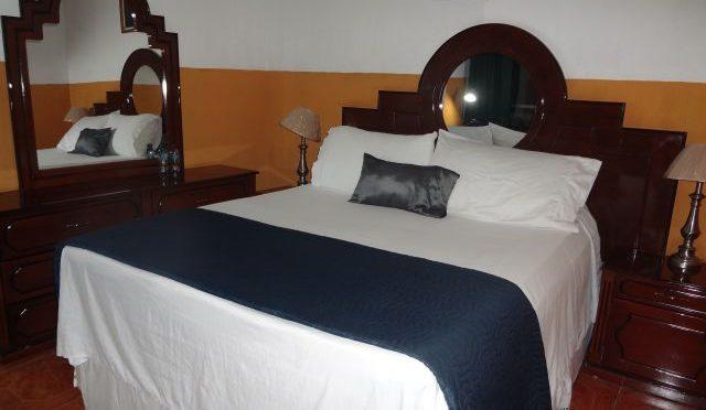 Hotel Villa del Lago, Flores, Guatemala