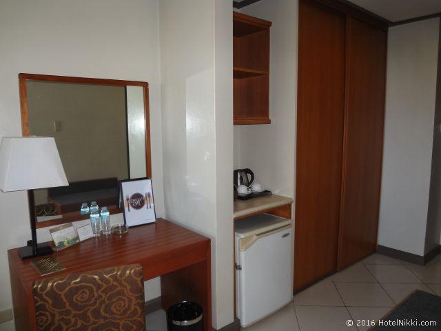 キンバリーホテルマニラ、室内