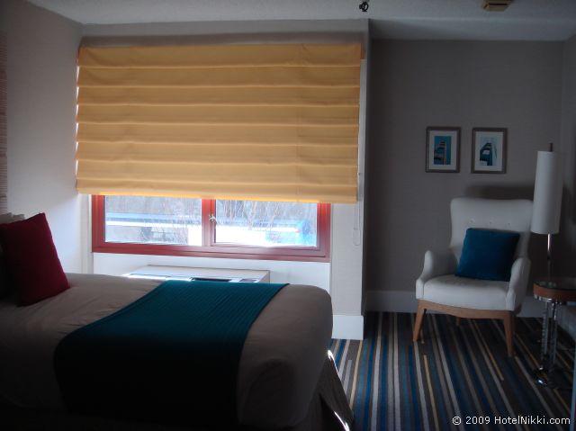 シェラトン フィッシャーマンズワーフ ホテル、ツインスタンダードルーム客室