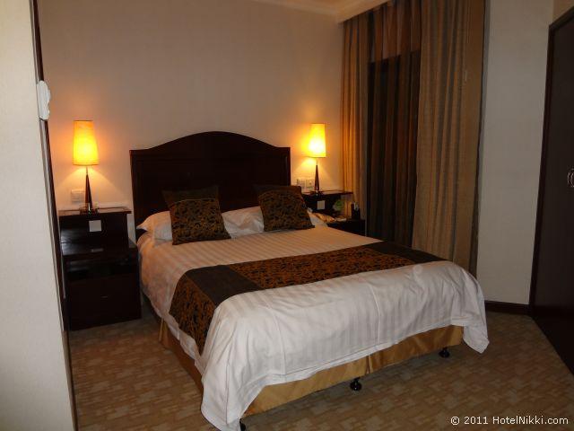 ハワード ジョンソン パラゴン ホテル 北京 スタンダードルーム