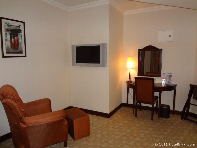 ハワード ジョンソン パラゴン ホテル 北京 室内