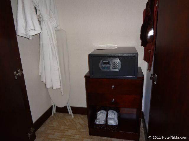 ハワード ジョンソン パラゴン ホテル 北京 金庫