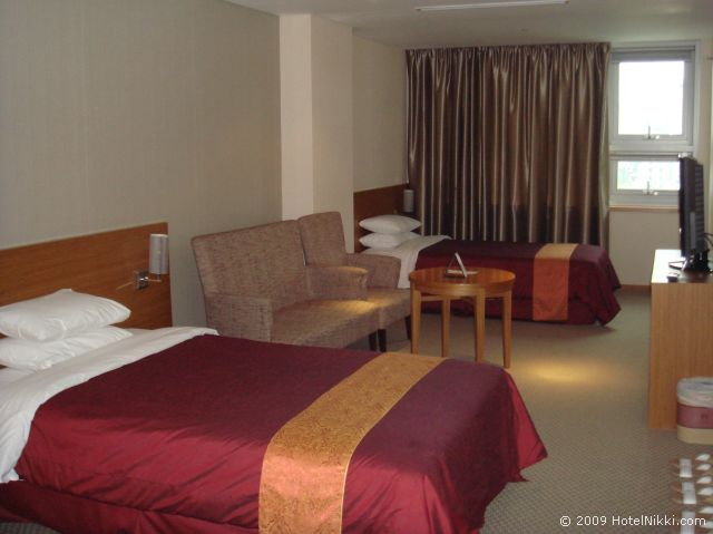 PJホテル ソウル トリプルルーム