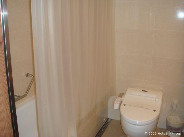 PJホテル ソウル バスルーム