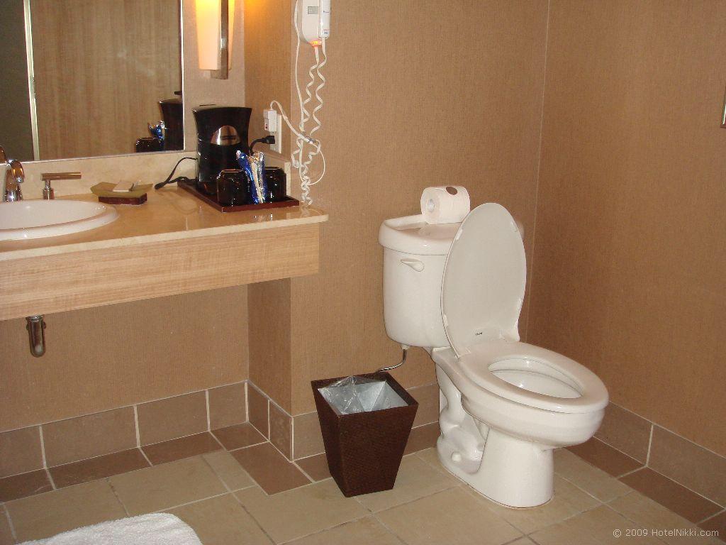 パームスリゾート&カジノ ラスベガス バスルーム