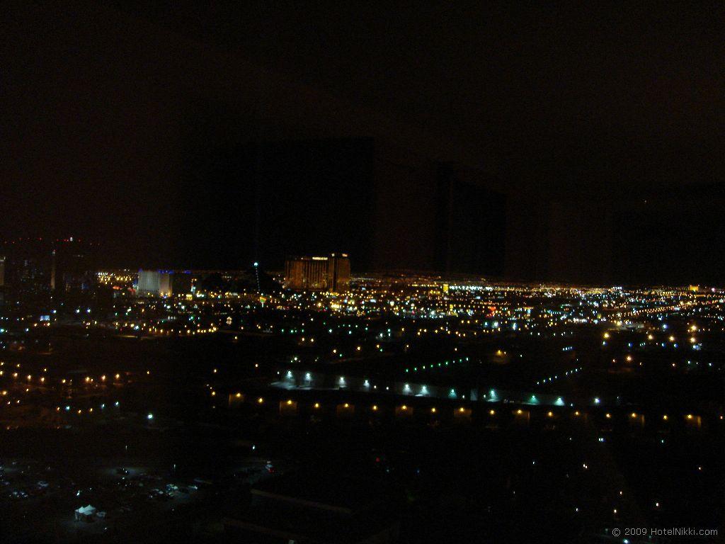 パームスリゾート&カジノ ラスベガス 窓からの景色