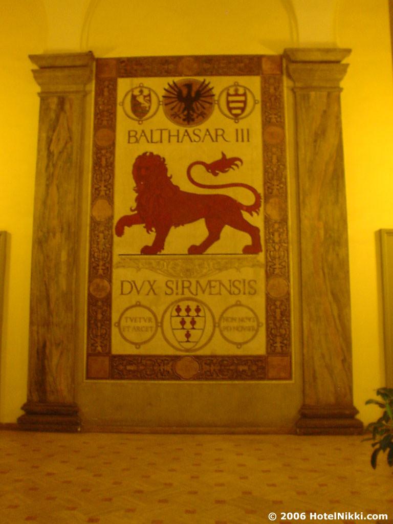 アラパシスホテルローマ