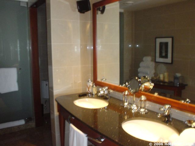 パークハイアットシカゴ バスルーム