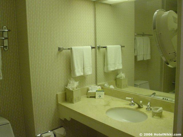 ハイアットリージェンシーコーラルゲイブルズ バスルーム