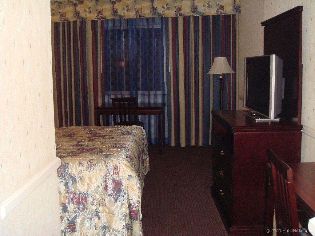 フォークイーンズ・ホテル・アンド・カジノ・ラスベガス 客室