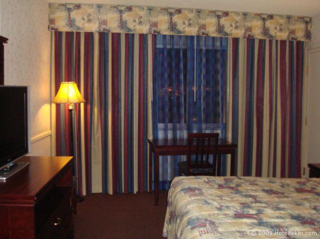 フォークイーンズ ホテル アンド カジノ ラスベガス  客室