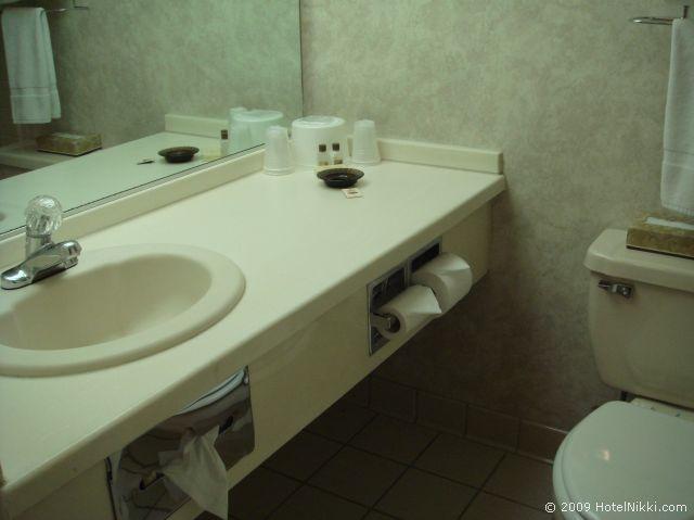 フォークイーンズ ホテル アンド カジノ ラスベガス  バスルーム