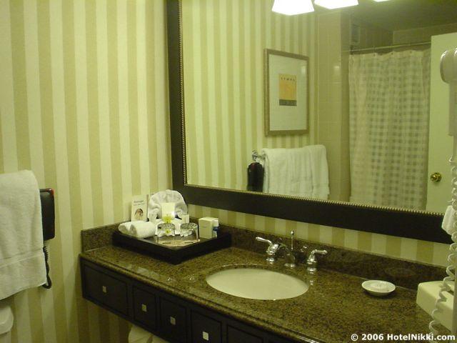 ハイアットリージェンシーレストン バスルーム