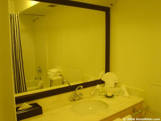 ハイアットウエストハリウッド バスルーム