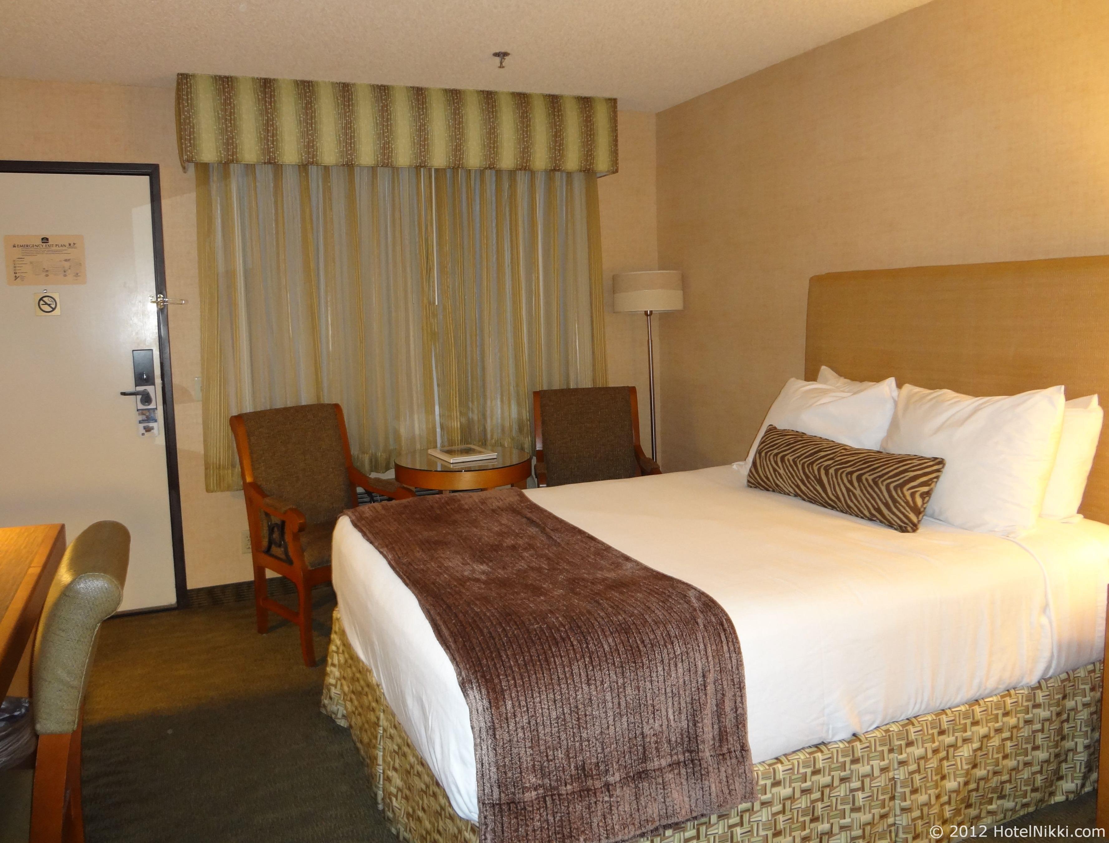 ベストウェスタンプラスラスブリサスホテル 客室
