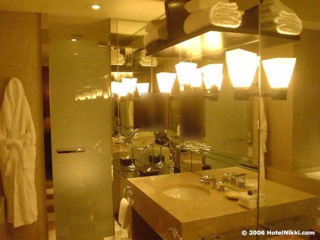 パークハイアット東京 バスルーム