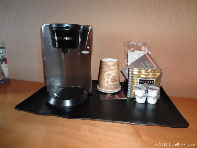 シェラトン フォートローダーデール エアポート & クルーズポート コーヒーメーカー