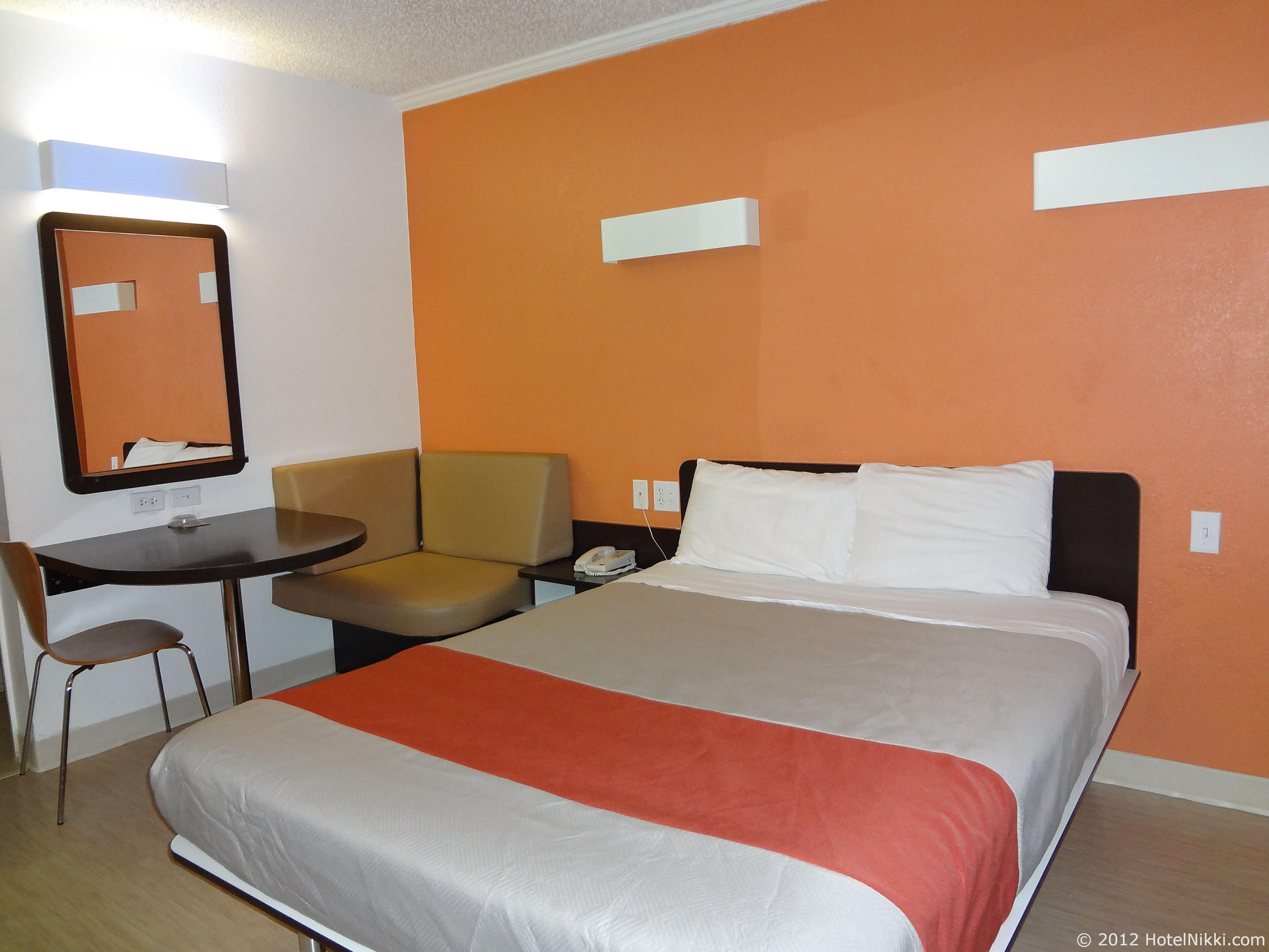 モーテル6オースティンセントラル-ノース ダブルベッドルーム