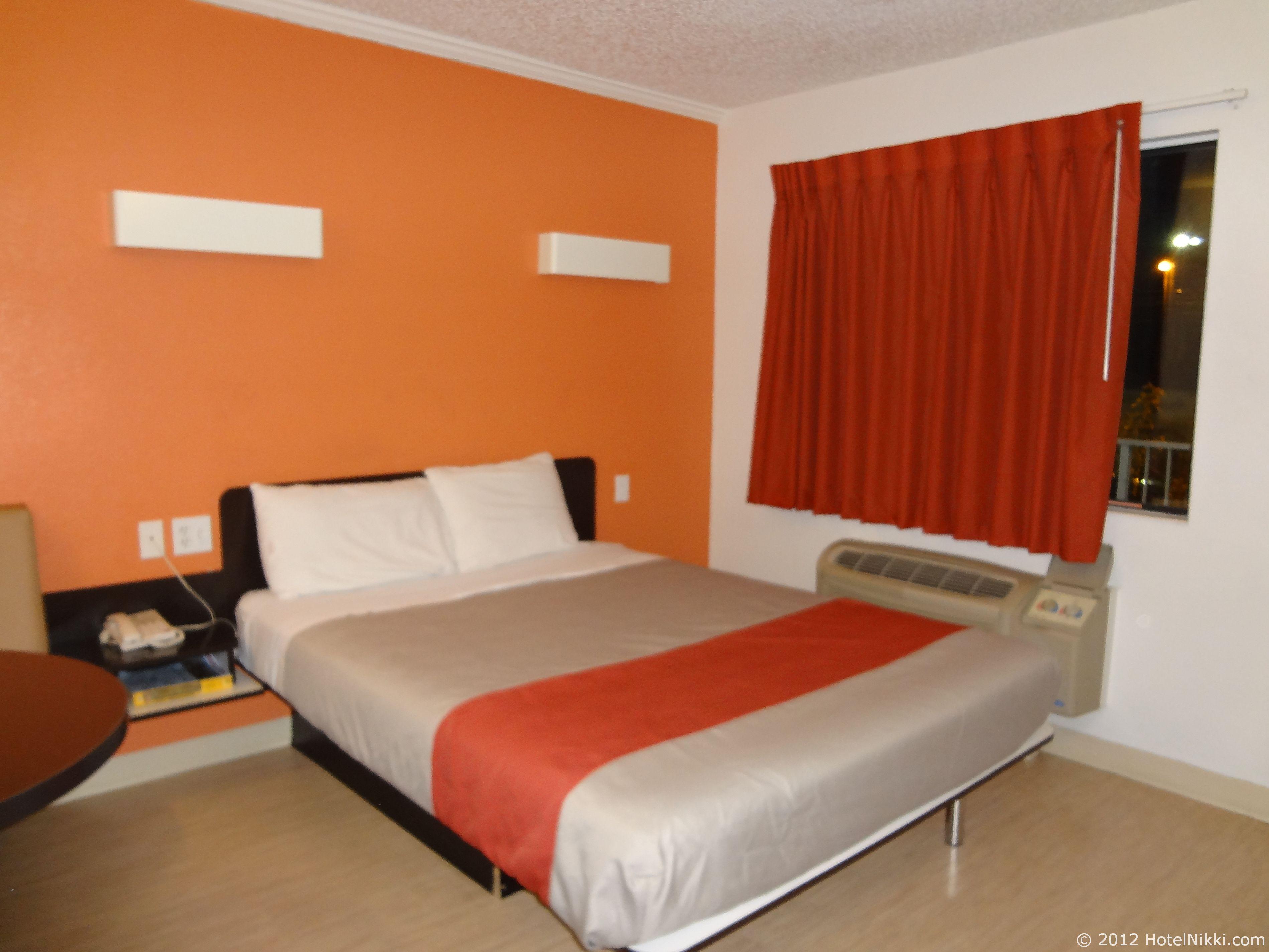 モーテル6オースティンセントラル-ノース 客室
