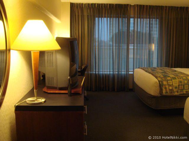 ハイアット リージェンシー オレンジ カウンティ ホテル、客室