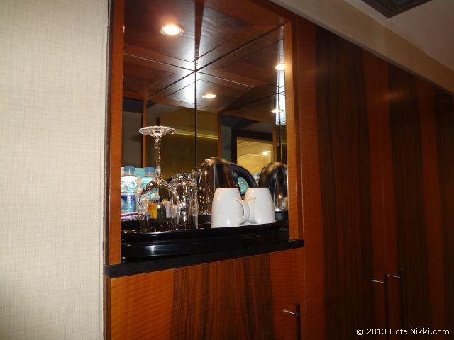 ヒルトンパークサイスタンブール、コーヒー ティーセット