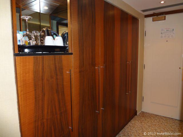 ヒルトンパークサイスタンブール、客室