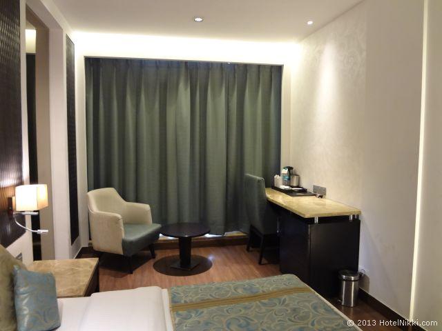 ホテルシティスターニューデリー、客室