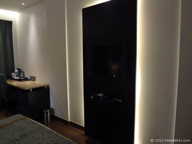 ホテルシティスターニューデリー、テレビ