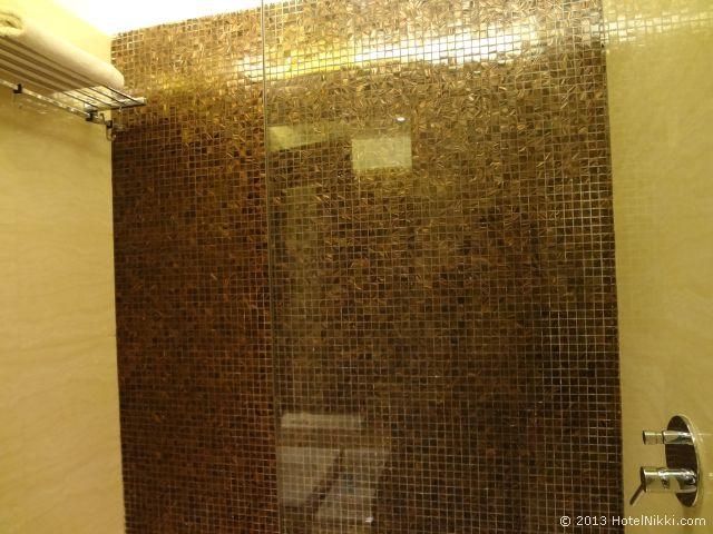 ホテルシティスターニューデリー、シャワーのみ