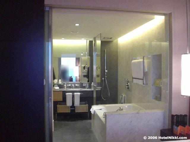 ヒルトンクアラルンプール バスルーム