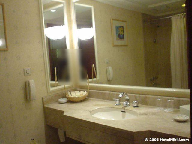 シェラトンペナン バスルーム