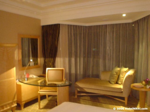 クラウンプラザホテルクアラルンプール 客室