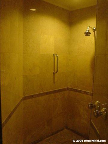 ハイアットリージェンシージョホールバル バスルーム、シャワー別です