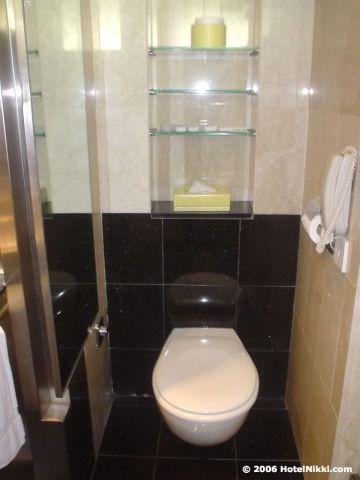 ギャラリーホテルシンガポール トイレ