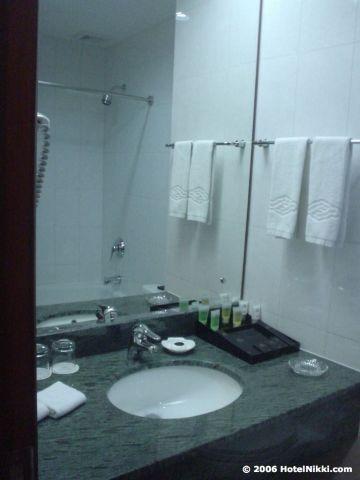 ガーデンビュープラザシンセン バスルーム