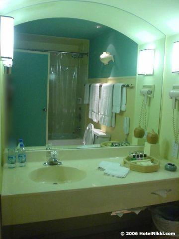 ハイアットリージェンシーマカオ バスルーム