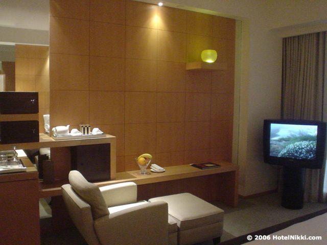 グランドハイアット香港 客室