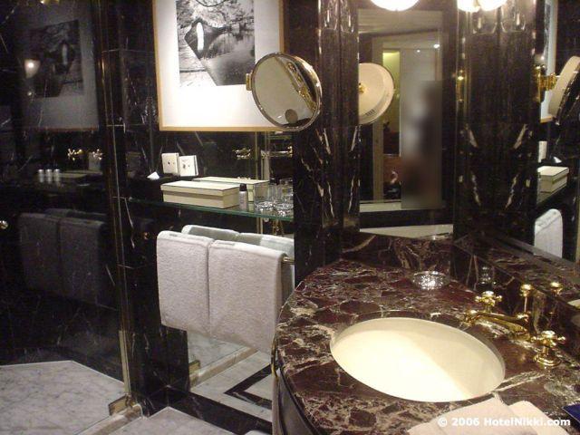 グランドハイアット香港 バスルーム