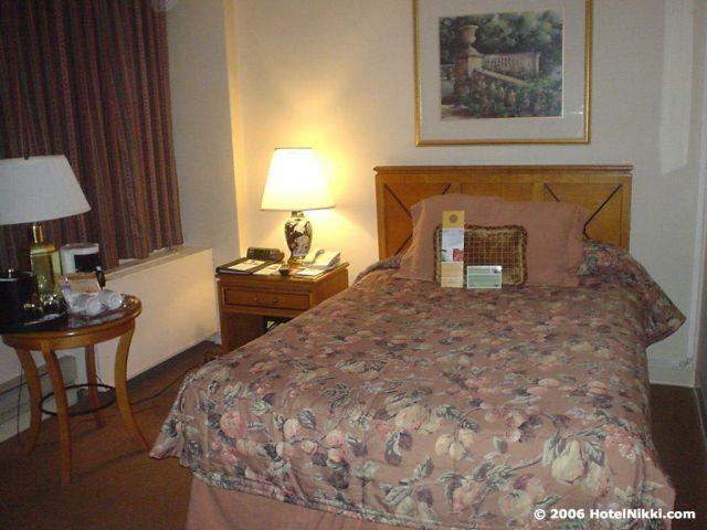 ウィンダムボルティモアホテル 客室