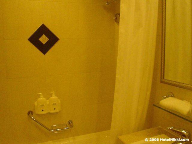 ロズデール・オン・ザ・パーク 香港 バスルーム