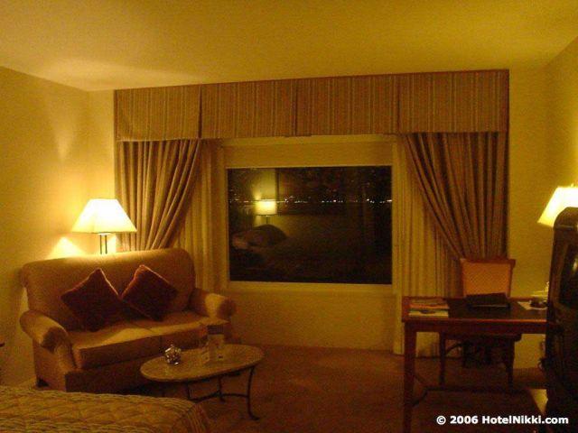 ハイアットハーバーサイドボストンローガン国際空港、客室