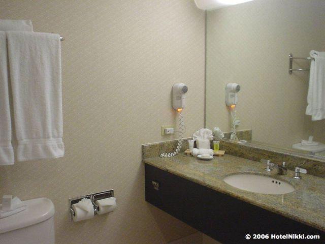 ハイアットロズモント バスルーム