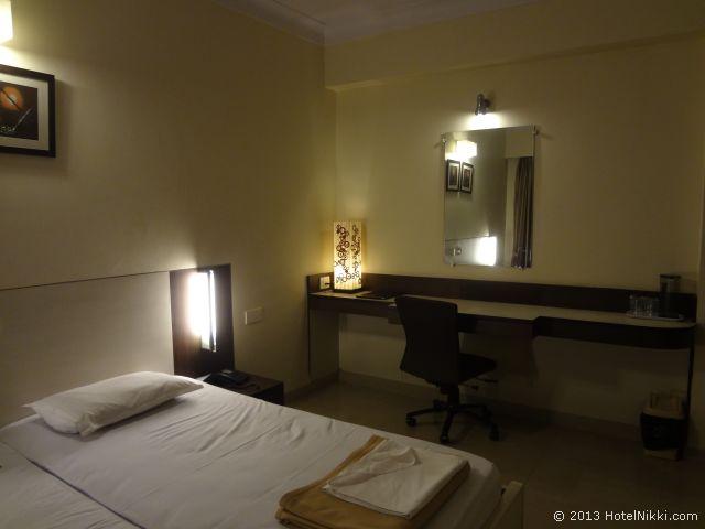 ホテル パラシオ デ ゴア、客室
