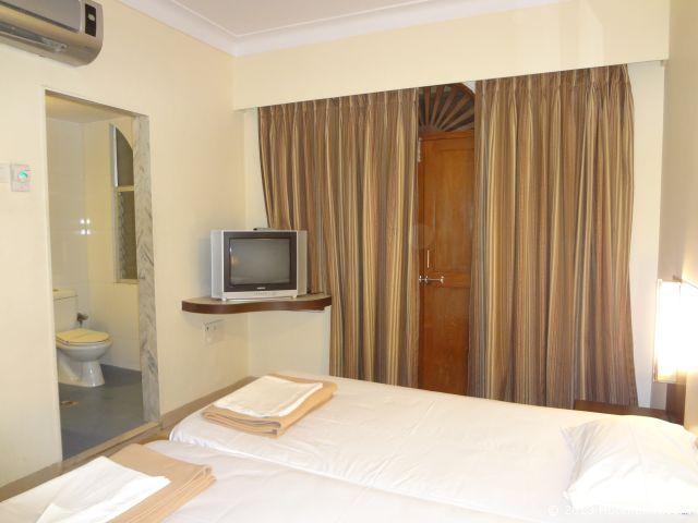 ホテル パラシオ デ ゴア、テレビ