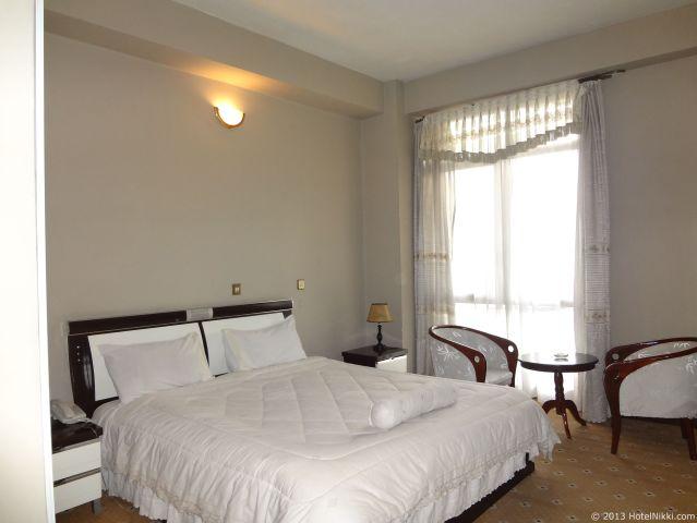 ホテル デ レオポル インターナショナル アディスアベバ、ベッド