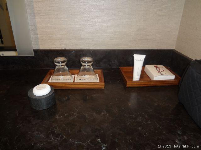 ノブ ホテル アット シーザーズ パレス バスアメニティは充実です