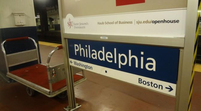 2013年9月 フィラデルフィア日帰り旅行