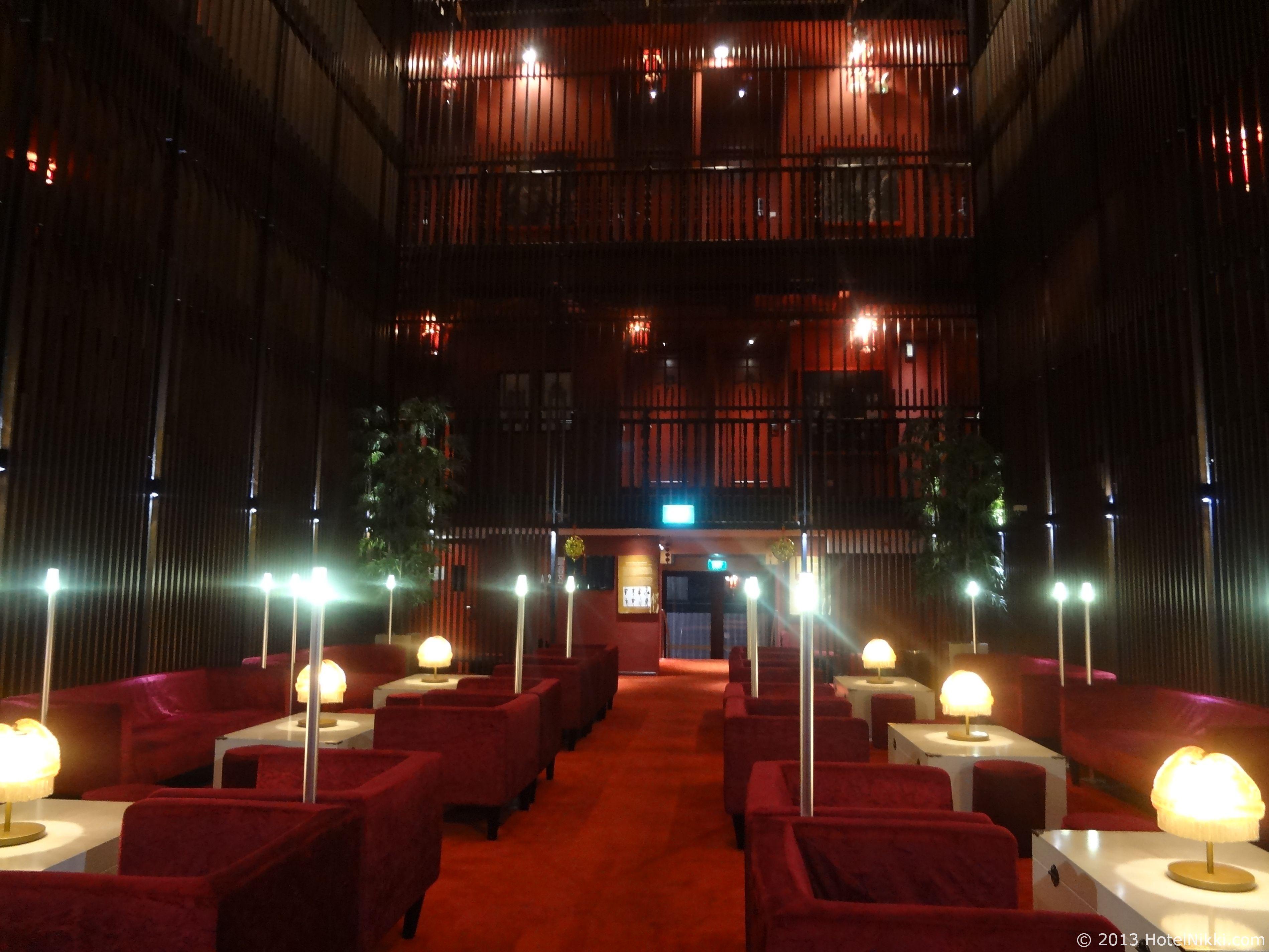サンタ グランド ホテル ライ チュン エン ロビーの様子