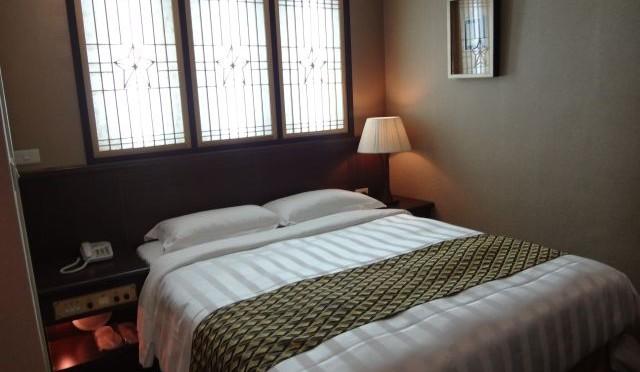 Dahshin Hotel Taipei